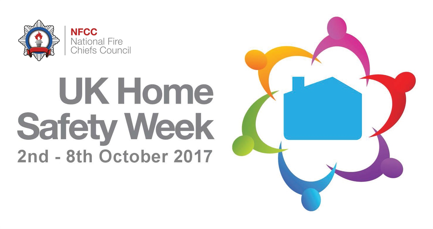 NFCC UK Home Safety Week Logo